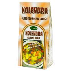 KOLENDRA SUSZONA - CAŁE OWOCE 55G KALDYSZ