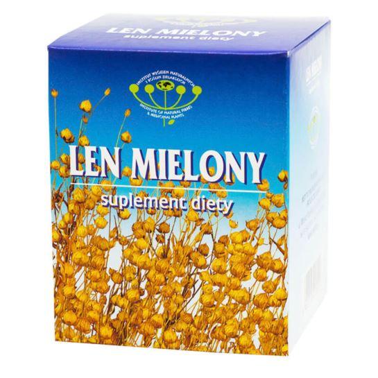 LEN MIELONY 200G INSTYTUT