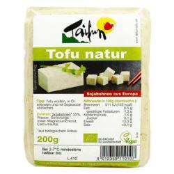 TOFU NATURALNE BIO 200G TAIFUN