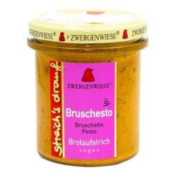 PASTA BRUSCHETTA - PESTO BIO 160G