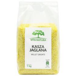 KASZA JAGLANA 1KG VITA NATURA