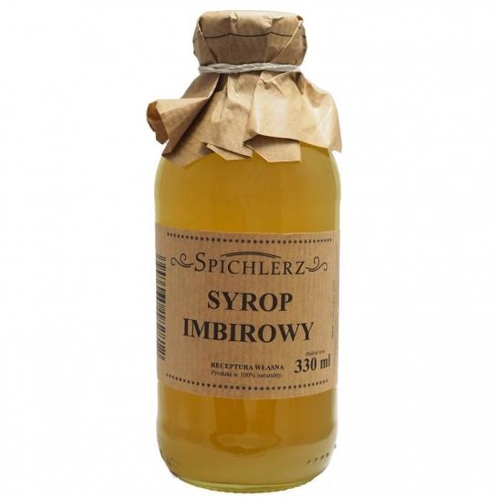 SYROP IMBIROWY 330ML SPICHLERZ [6]