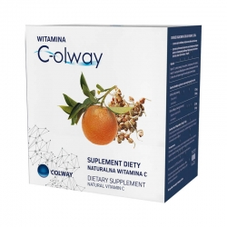 WITAMINA C COLWAY 100 SZT. 61,5G