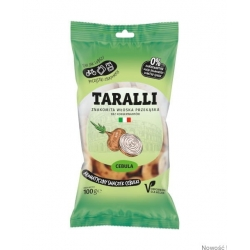 "TARALLI CEBULA 100G ,, A TO DOBRE"""