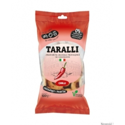 """TARALLI CHILI 100G ,, A TO DOBRE"""""""